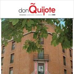 Don Quijote, Мадрид