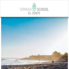 Spanish School El Zonte, الزونت