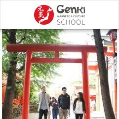 Genki Japanese and Culture School, Tòquio