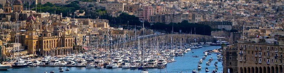 Thumbnail video Valletta