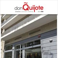 Don Quijote, Barcellona