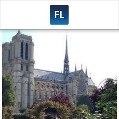 France Langue Paris Notre Dame, Parigi