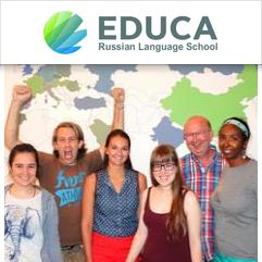 EDUCA Russian language school, Saint-Pétersbourg