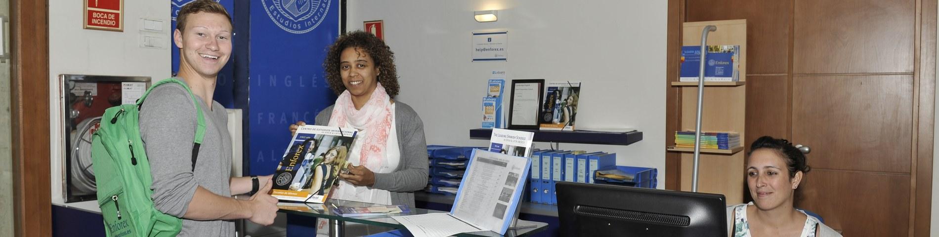 Enforex madrid escuela de idiomas