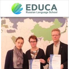EDUCA Russian language school, St. Petersborg