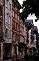 French in Normandy, Rouen