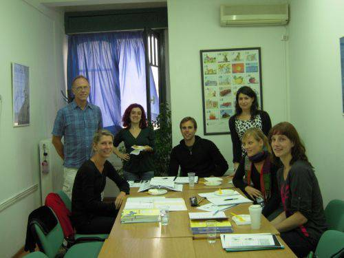 Hellenic Language School Alexander the Great