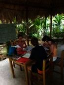Spanish by the Sea, Puerto Viejo