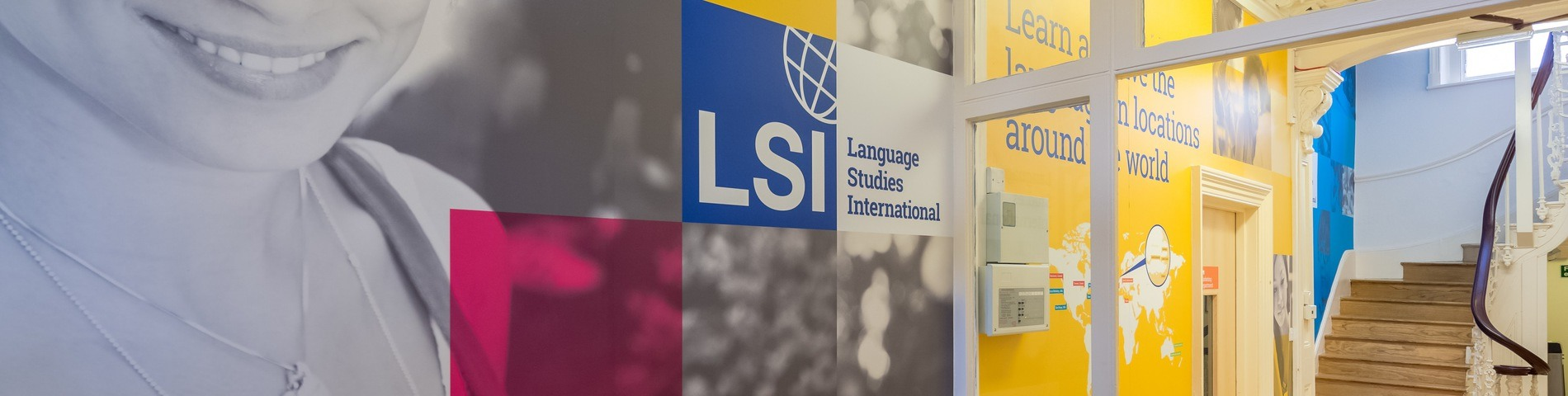 LSI - Language Studies International - Hampstead Bild 1