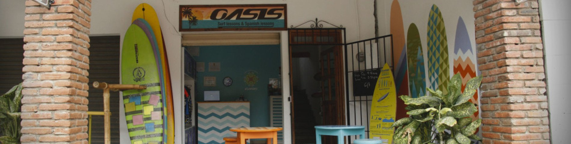 Oasis Language School Bild 1