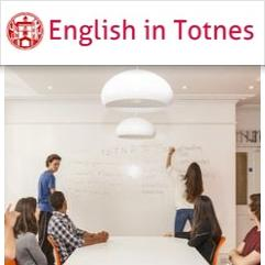 English in Totnes, トットネス