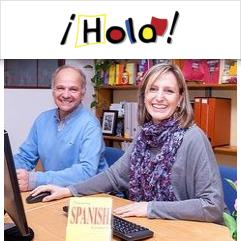 Hola Spanish Courses, シッチェス