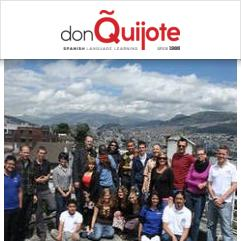 Don Quijote / Academia Columbus, Quito