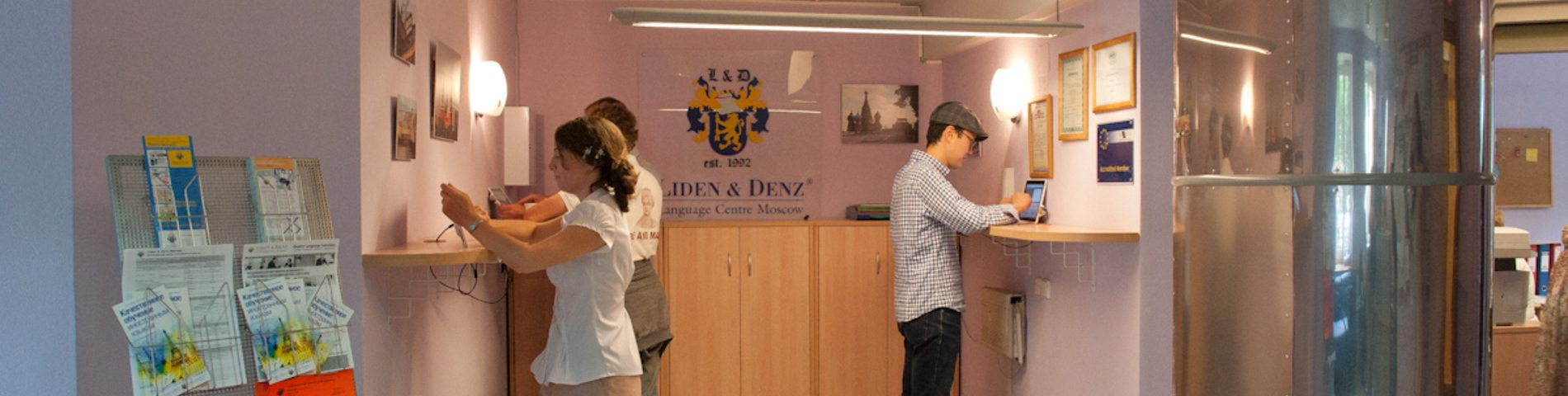 Liden & Denz Language Centre kuva 8