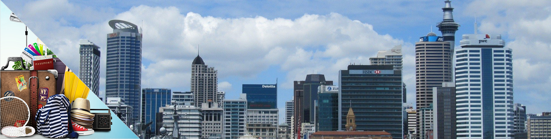 Auckland - English for Tourism