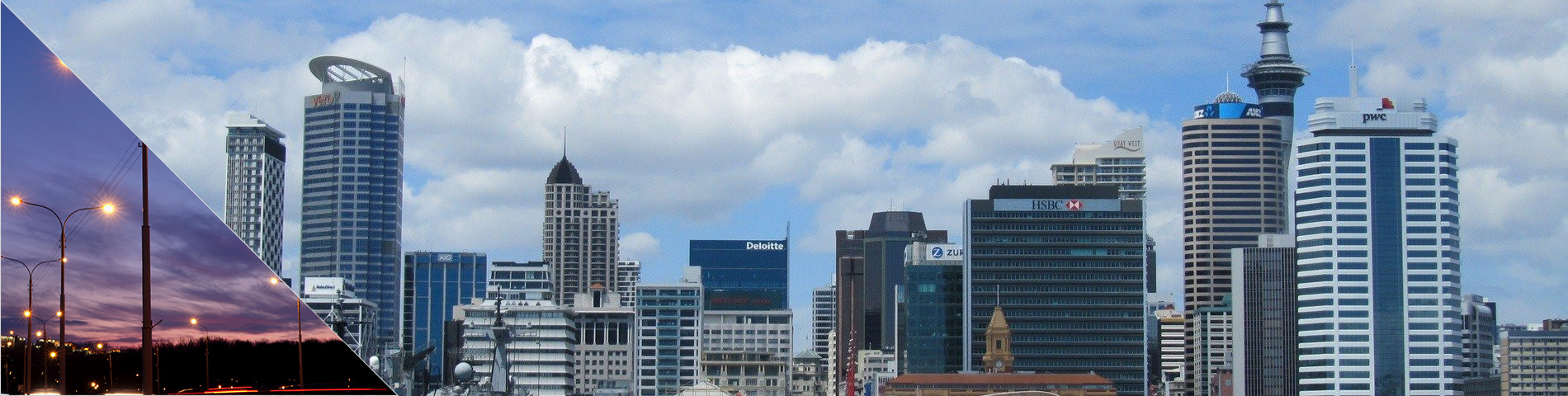 Auckland - Serale
