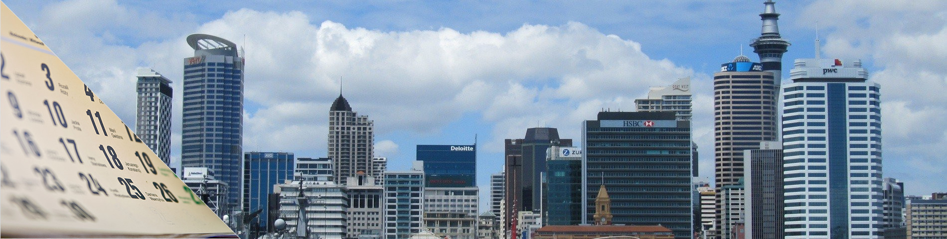 Auckland - Inglese annuale