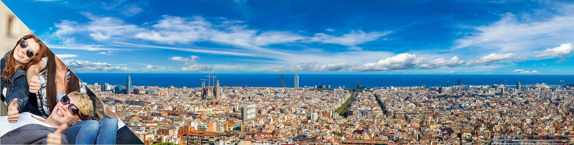 Barcelone - Voyages scolaires / Groupes