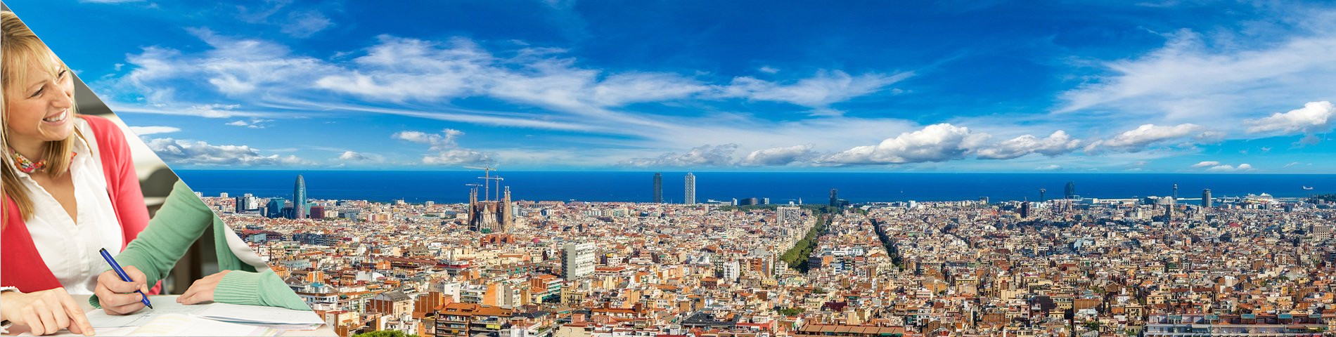 Barcelona - Study & Live in your Teacher\'s Home