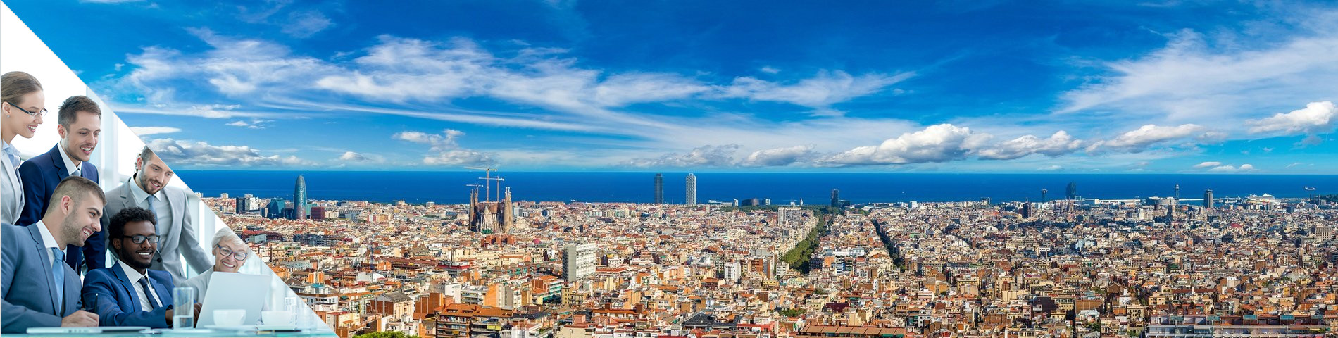 Barcelone - Business en Groupe