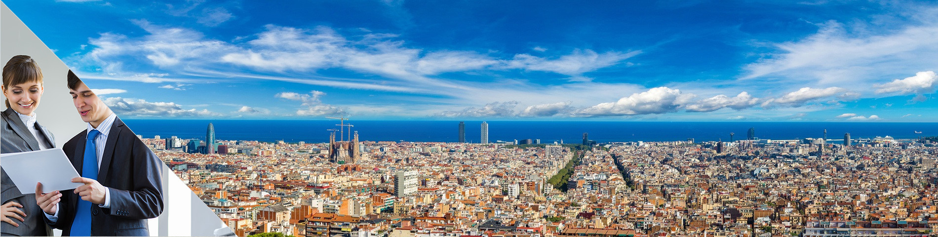 Barcelone - Cours Business indiv.