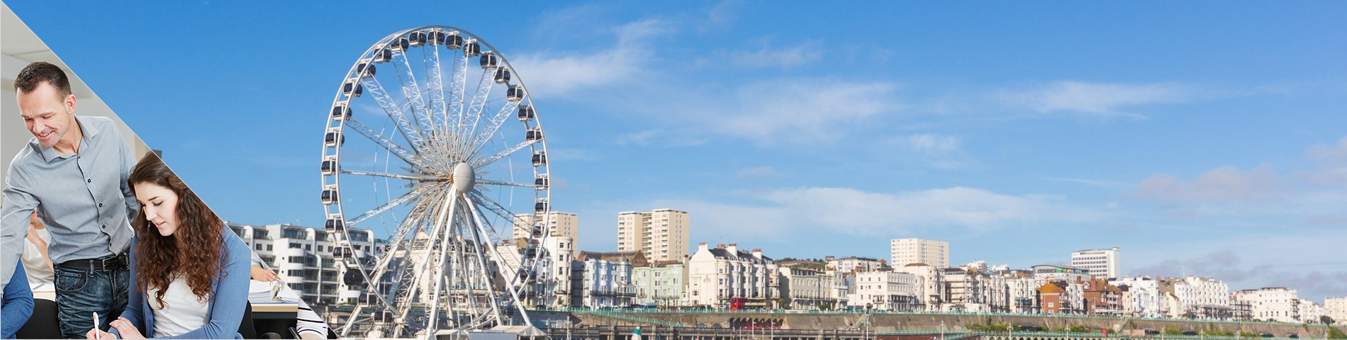 Brighton - Combi: Groupe + particuliers
