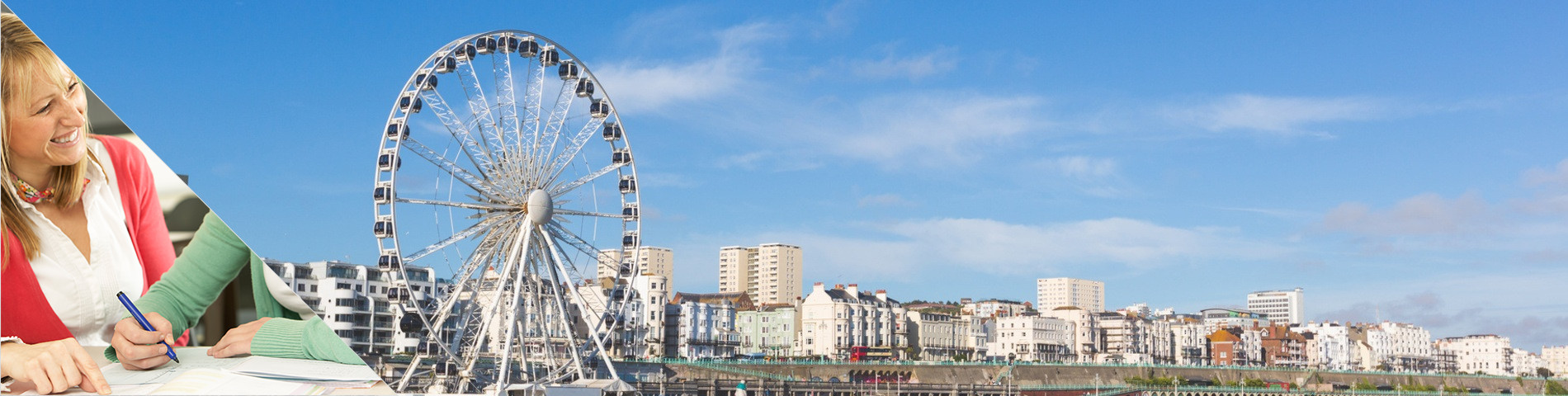 Brighton - Learn a Language & Live with Teacher