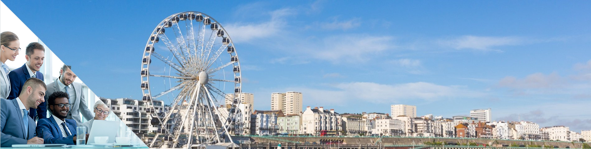 Brighton - Business Gruppe