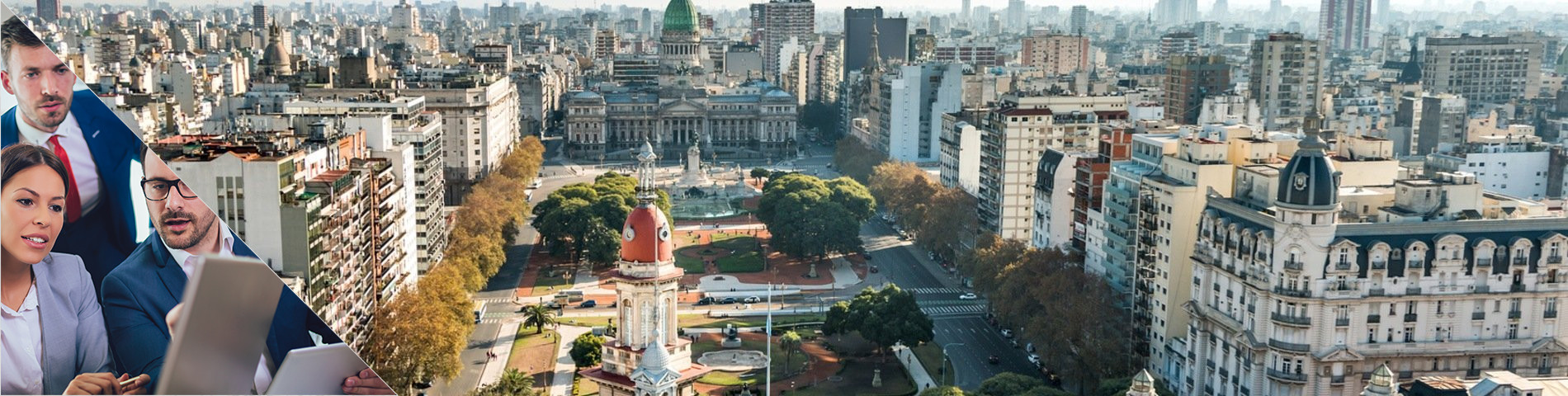 Buenos Aires - Standard & Business Combi Group