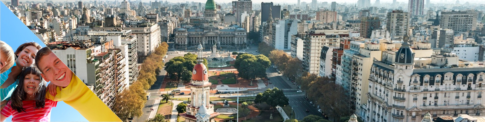 Buenos Aires - Junior Course (6-18 years)