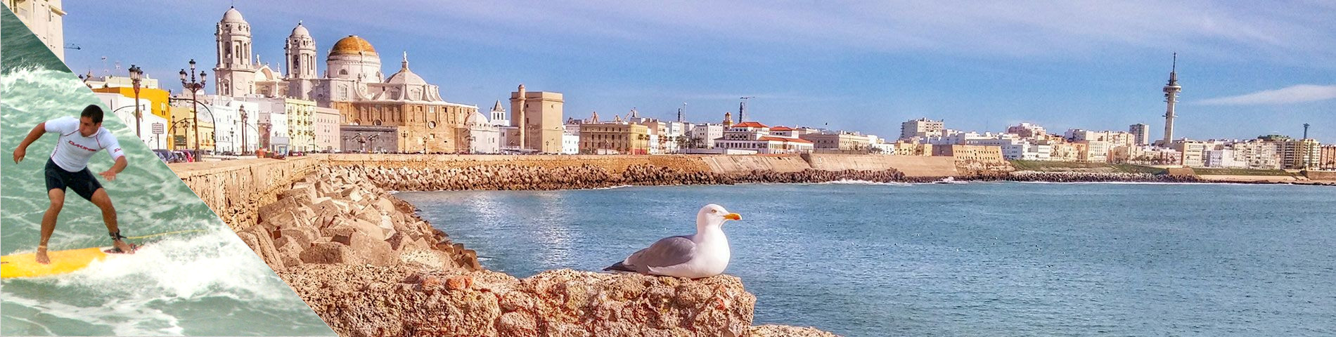 Cadiz - Spanish & Surf