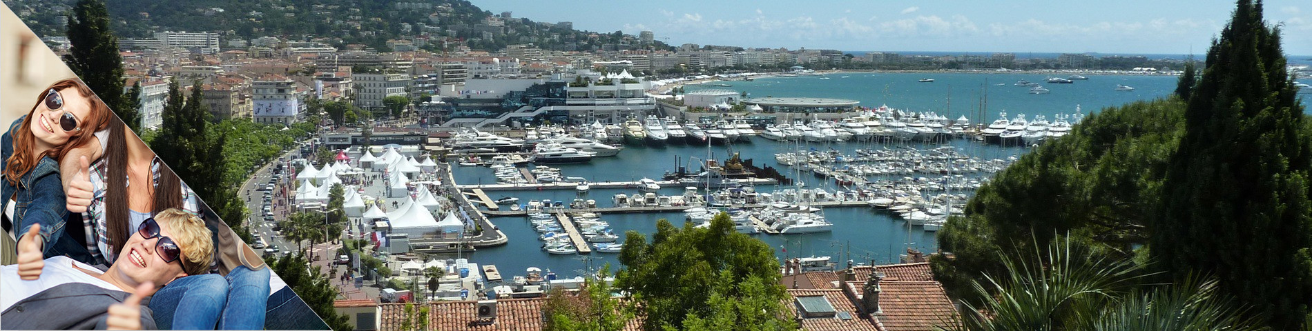 Cannes - School Trips / Groups