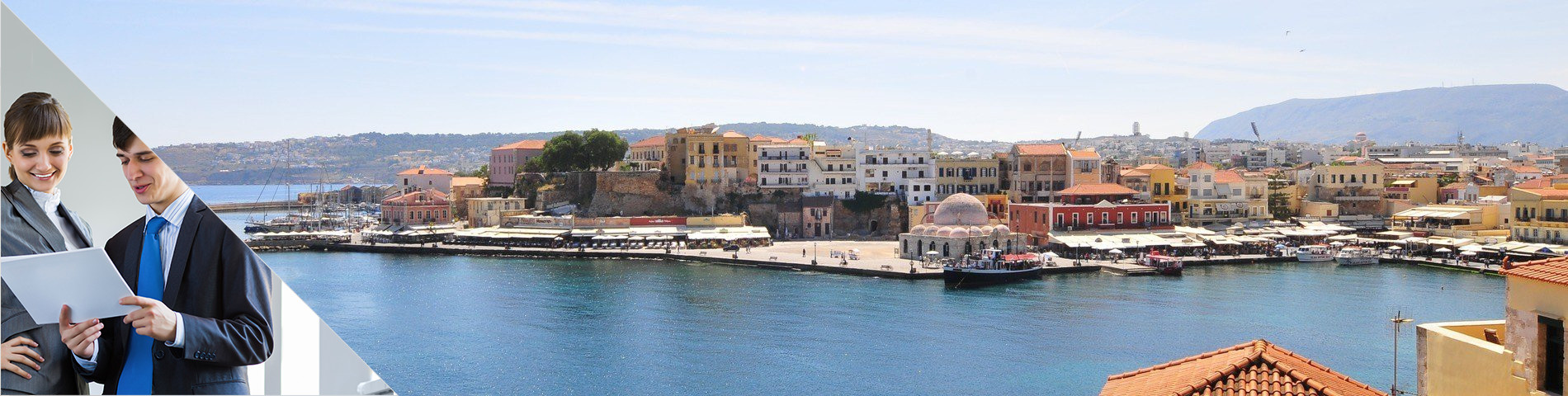 Chania (Crete) - Business One-to-One