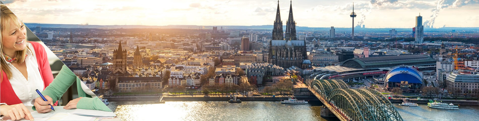 Cologne - Learn a Language & Live with Teacher