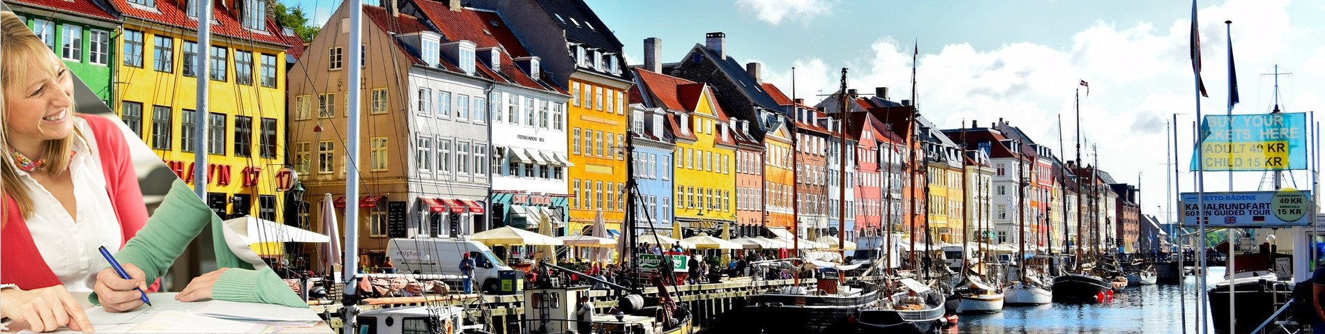 Copenhagen - Learn a Language & Live with Teacher