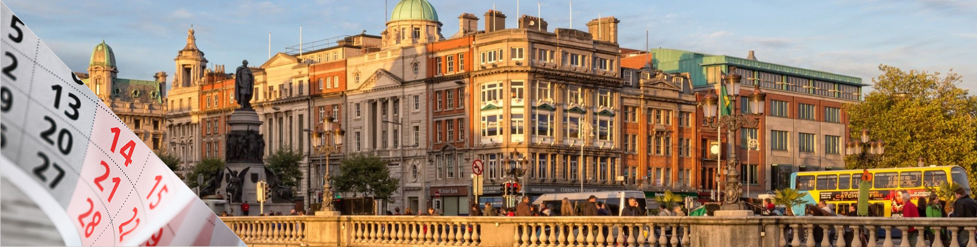 Dublin - Weekendcursus