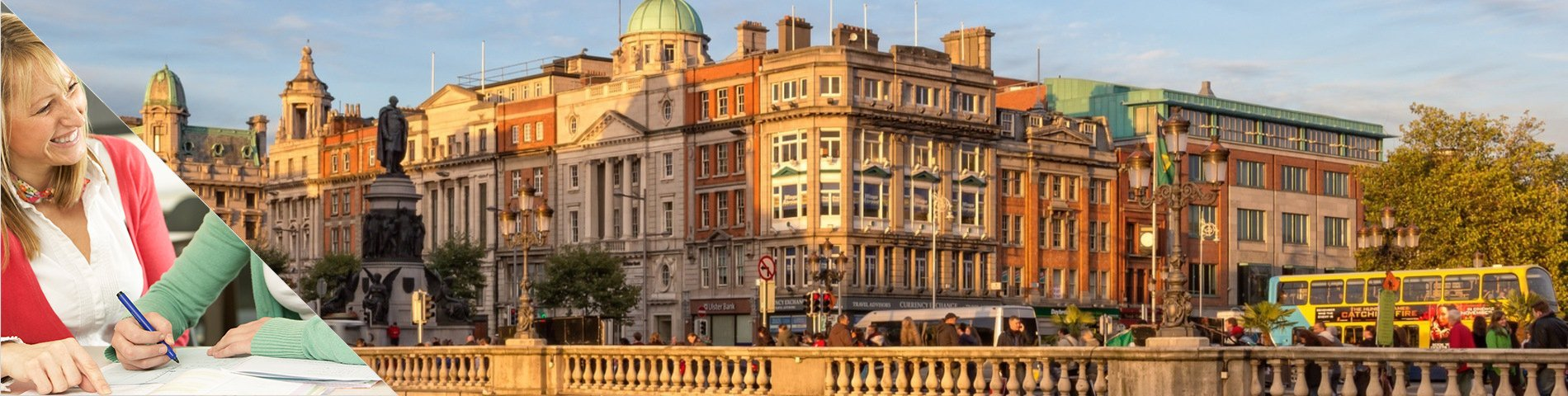 Dublin - Learn a Language & Live with Teacher