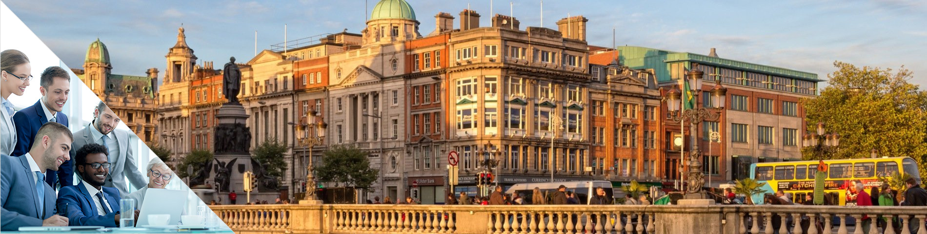 Dublin - Business Gruppe