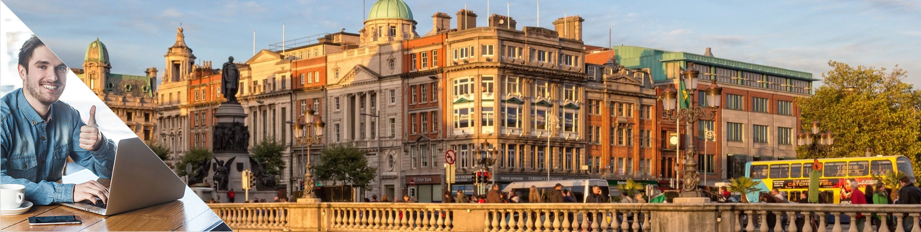 Dublin - English & Work Placement