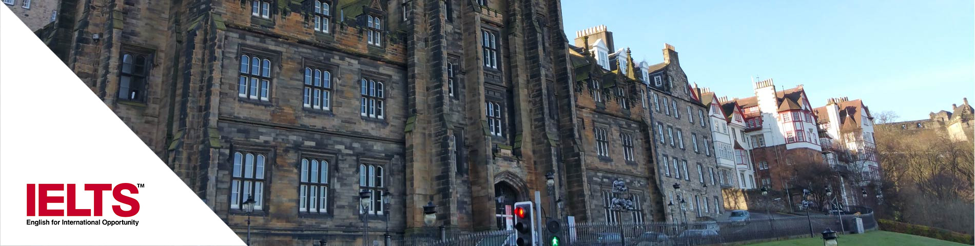 Edinburgh - IELTS