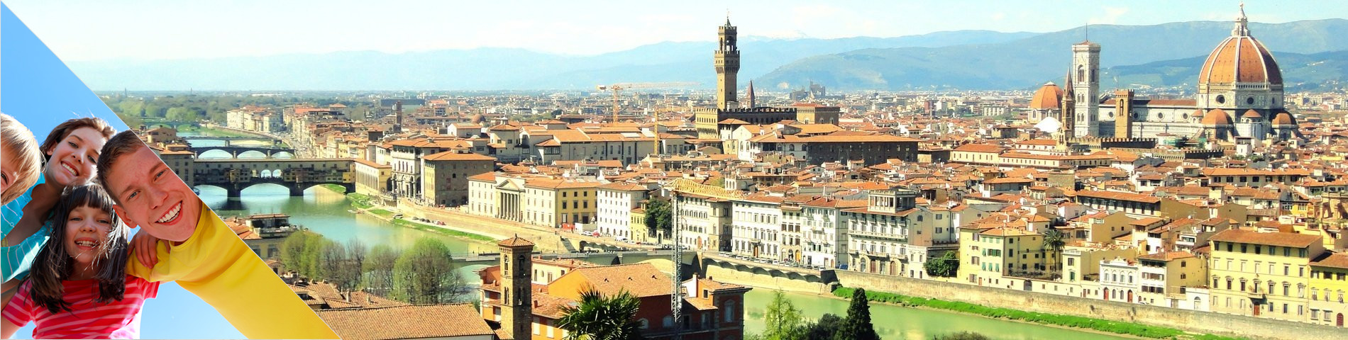 Florence - Junior Course (6-18 years)