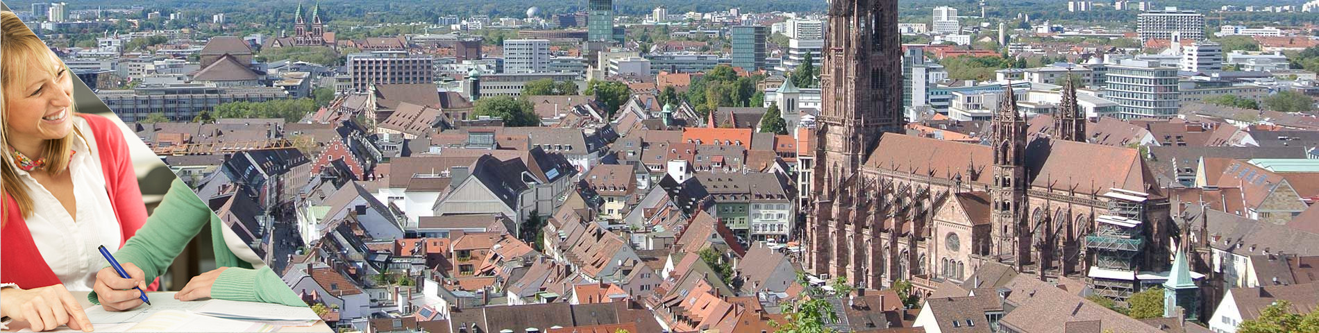 Freiburg - Learn a Language & Live with Teacher