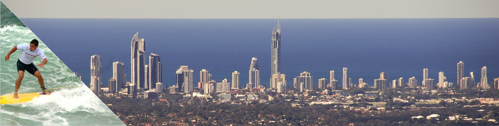 Gold Coast - Inglese & Surf