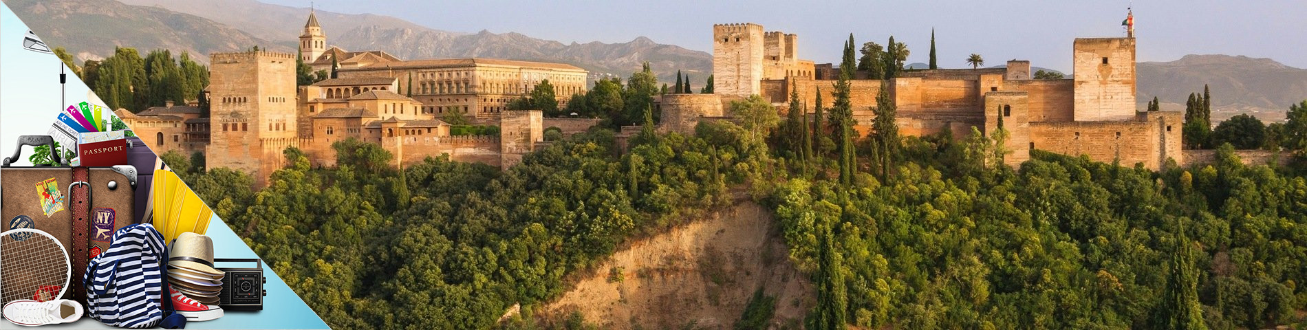 Granada - Spanish for Tourism
