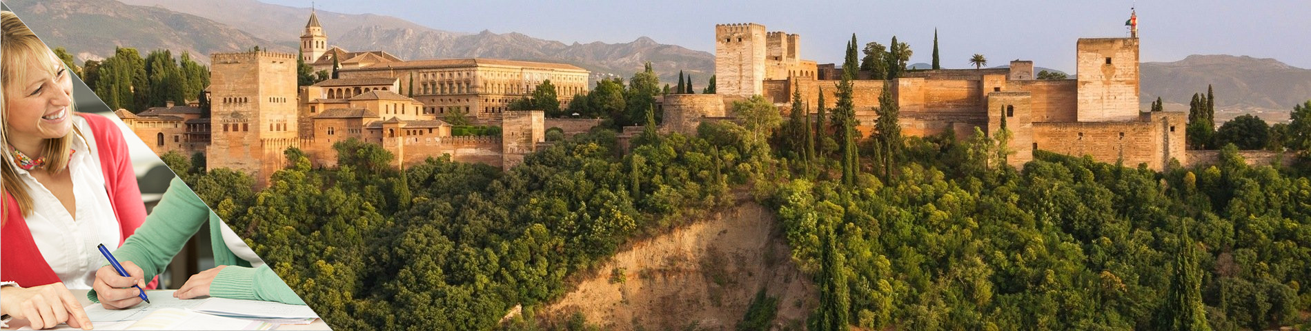 Granada - Learn a Language & Live with Teacher