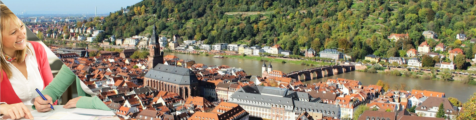 Heidelberg - Learn a Language & Live with Teacher