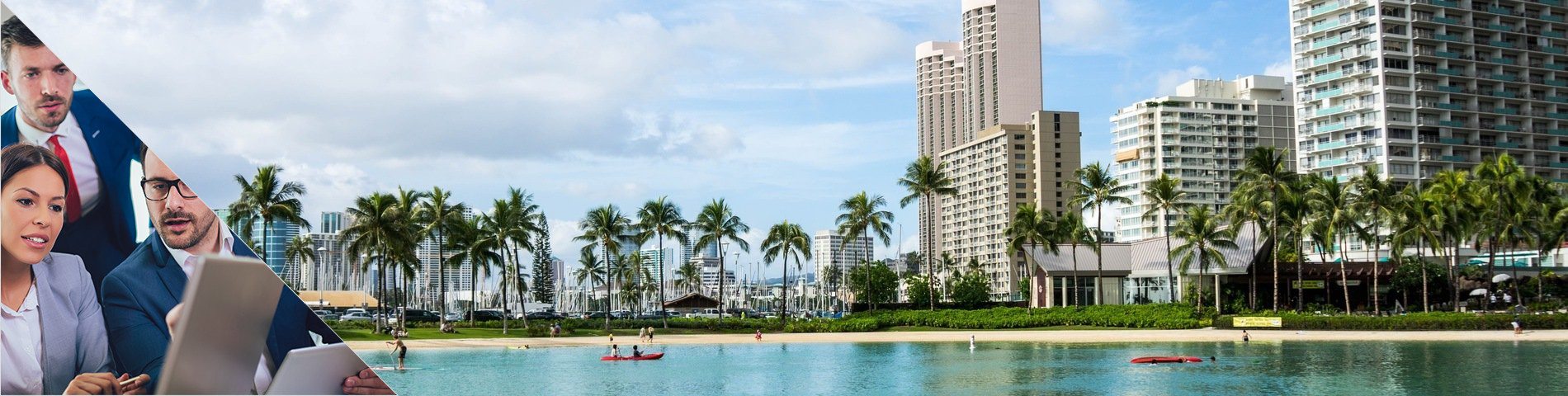 Honolulu - Standard & Business Combi Group