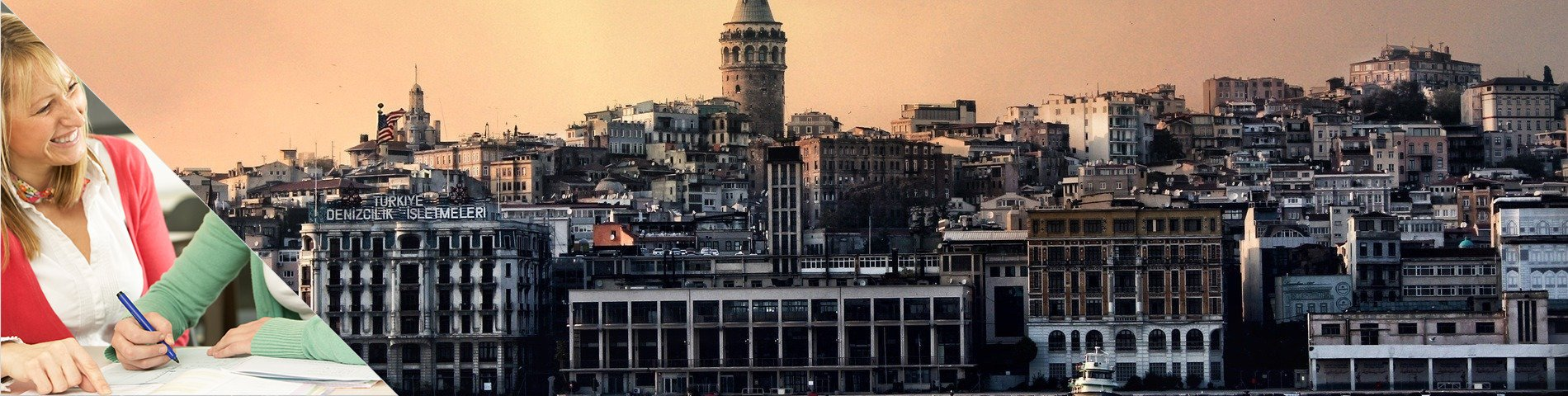 Istanbul - Learn a Language & Live with Teacher