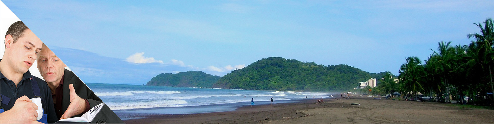 Jaco Beach - One-to-one