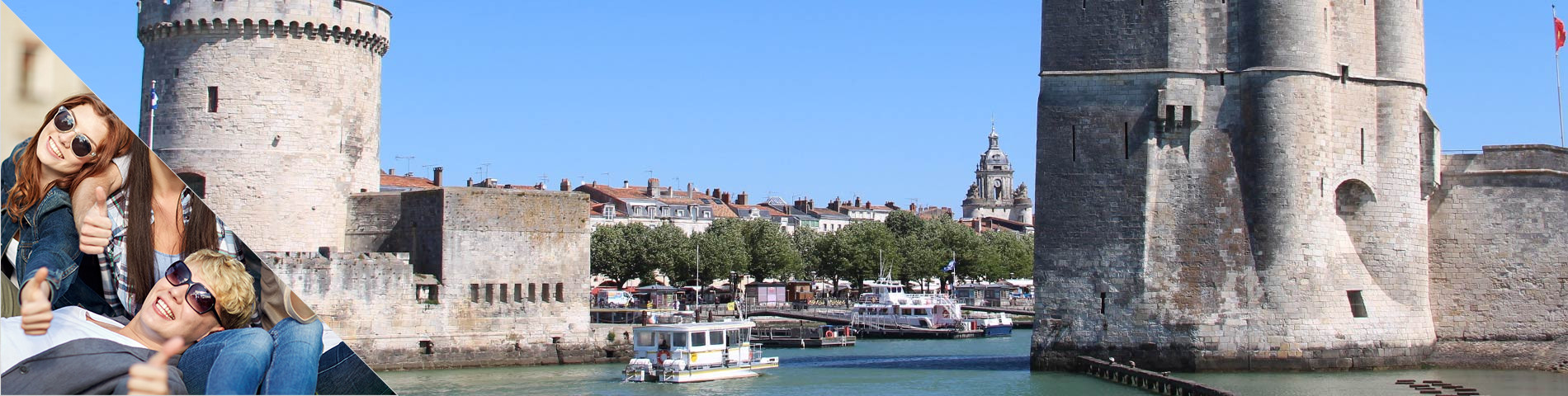 La Rochelle - School Trips / Groups